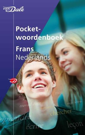 Van Dale Pocketwoordenboek Frans-Nederlands -