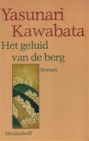 Geluid van de berg - Kawabata