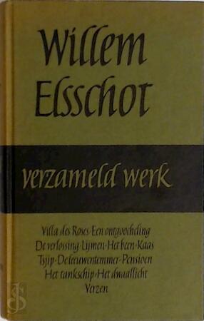 Verzameld werk - Elsschot, Willem