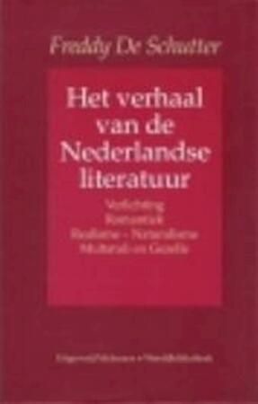 verhaal van nederlandse literatuur 2 verlichting f de schutter