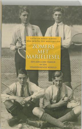 Zomers met Marieliesel - L. van Hövell Tot Westerflier, M. van Hövell Tot Westerflier
