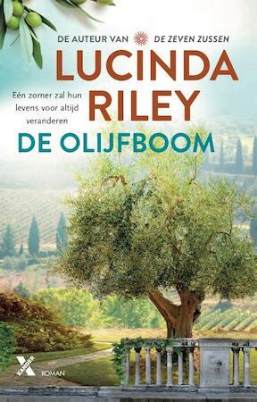 De olijfboom - Lucinda Riley