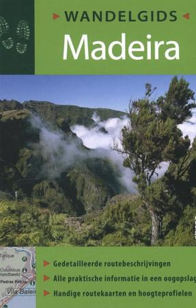 Deltas wandelgids Madeira - Manfred Foger, Burkhard Berger
