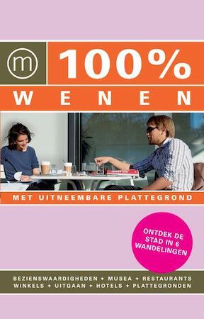 100% stedengids : 100% Wenen - Chantal De Hommel, Wouter Pronk