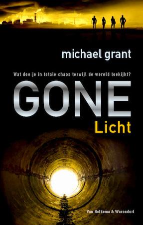 Gone - licht - Michael Grant
