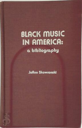 Black music in America - Joann Skowronski