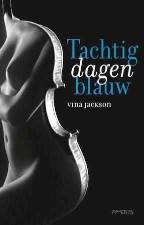 Tachtig dagen blauw - Vina Jackson