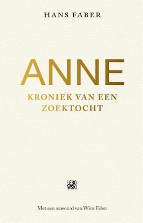 Anne - Hans Faber, Wim Faber