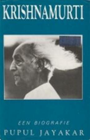 Krishnamurti - P. Jayakar, N. de / Rupena Nijs-van Aggelen