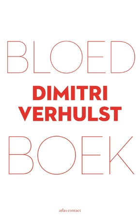 Bloedboek - Dimitri Verhulst