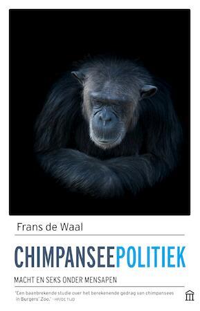 Chimpanseepolitiek - Frans de Waal