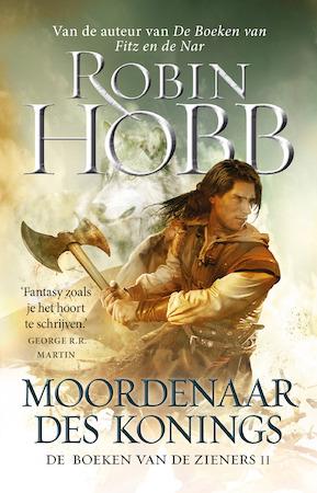 Moordenaar des konings - Robin Hobb, Robin. Hobb