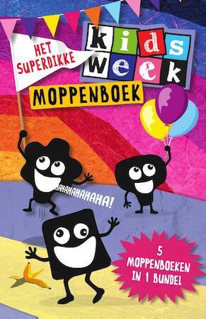 Het complete Kidsweek moppenboek -