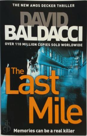 Last Mile - David Baldacci