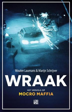 Wraak - Wouter Laumans, Marijn Schrijver