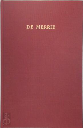 De Merrie - Bibliofiele uitgave - Theun de Vries
