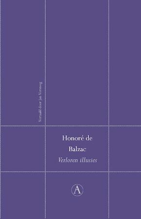 Verloren illusies - Honoré de Balzac
