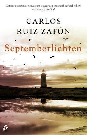 Septemberlichten - Carlos Ruiz Zafón