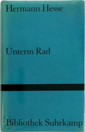 Unterm Rad - Hermann Hesse