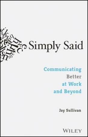 Simply Said - Jay Sullivan