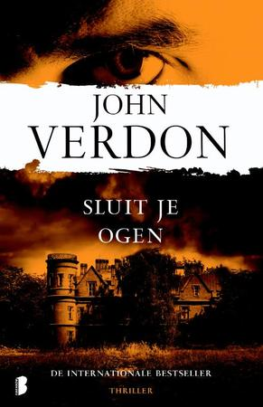 Sluit je ogen - John Verdon