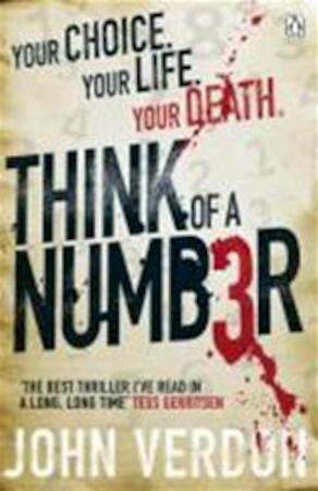 Think of a Number - John Verdon