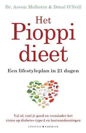 Het Pioppi dieet - Aseem Malhotra, Donal O'Neill
