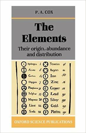 The Elements - P. A. Cox