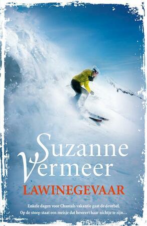 Lawinegevaar - Suzanne Vermeer
