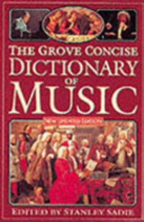 the new grove dictionary of music and musicians pdf