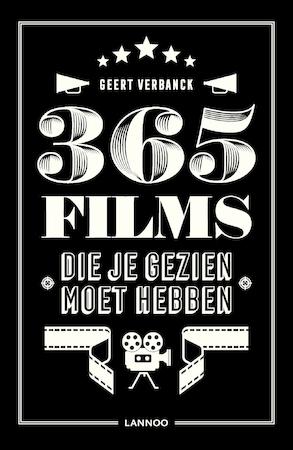 365 films die je gezien moet hebben - Geert Verbanck