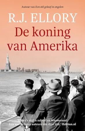 De koning van Amerika - Roger Jon Ellory