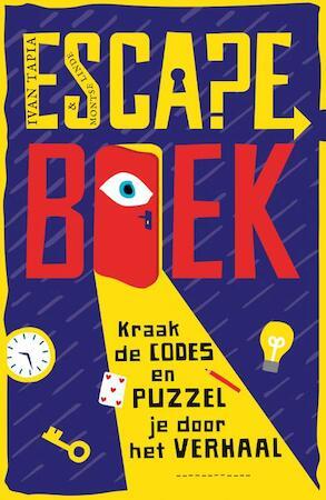 Escape boek - Ivan Tapia, Linde Montse
