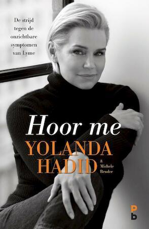 Hoor me. - Yolanda Hadid