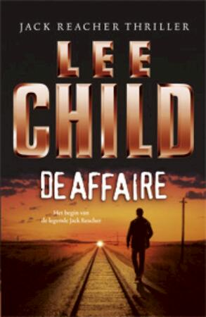 De affaire - Lee Child