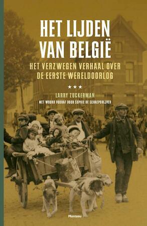 Het lijden van Belgie - Larry Zuckerman