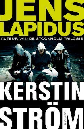 Kerstin Strom - Jens Lapidus