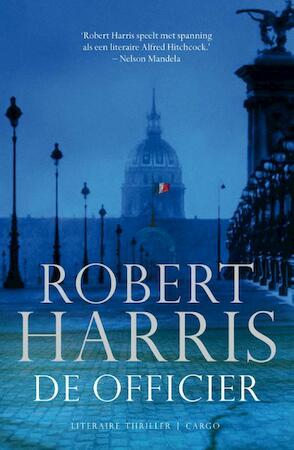 De officier - Robert Harris