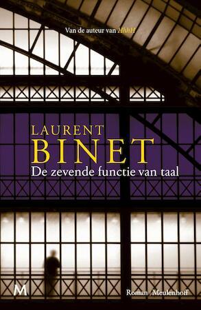 De zevende functie van taal - Laurent Binet