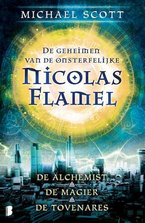 De geheimen van de onsterfelijke Nicolas Flamel 1 - Michael Scott