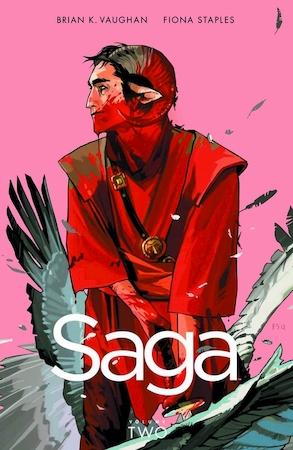 Saga (02) - Brian K. Vaughan