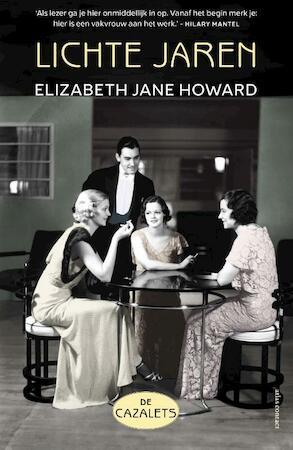 Lichte jaren - Elizabeth Jane Howard