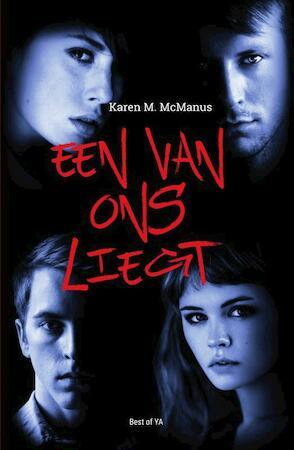 Een van ons liegt - Karen M. McManus, Karen McManus