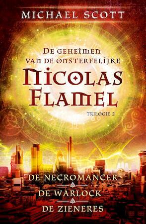 De geheimen van de onsterfelijke Nicolas Flamel 2 - Michael Scott