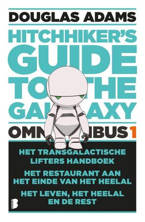 The hitchhiker's Guide to the Galaxy - omnibus 1 - Douglas Adams
