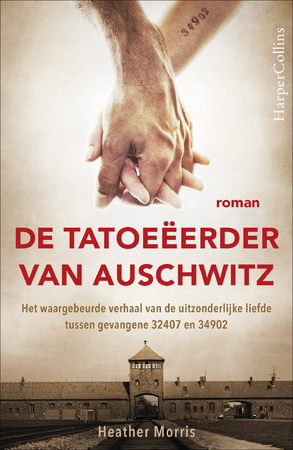 De tatoeëerder van Auschwitz - Heather Morris