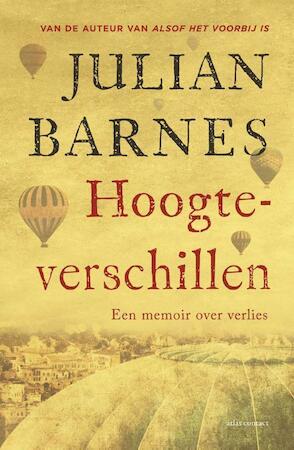 Hoogteverschillen - Julian Barnes