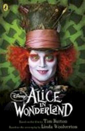 Alice in Wonderland. Film Tie-In - Tim Burton