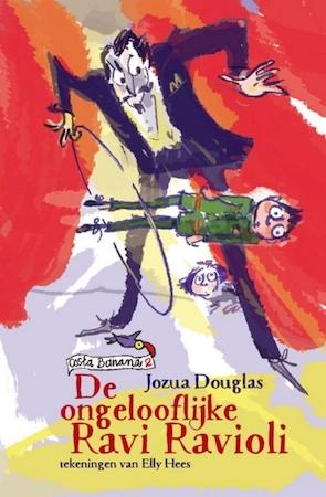 De ongelooflijke Ravi Ravioli - Jozua Douglas