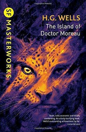 Island of Doctor Moreau - H. g. Wells